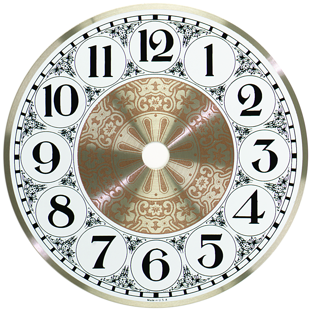 Product766 on Clock Face Printable