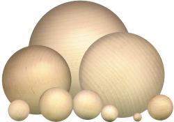 unfinished hardwood balls, smooth wooden balls wholesale