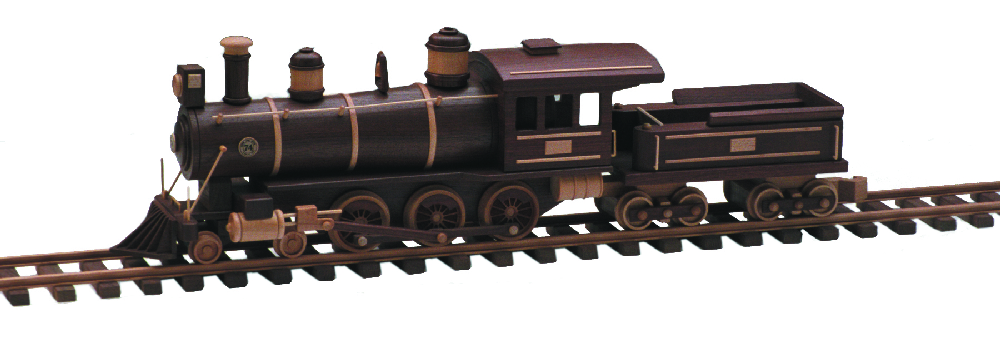 Woodworking Toys Joys : Locomotive tender inch woodworking plan