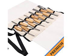 12-piece premium carving set for beginners