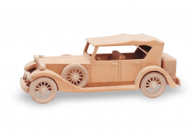 Woodworking Patterns 1930 Packard | Bear Woods Supply