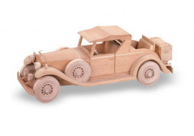 Woodworking Patterns 1931 Cadillac Roadster | Bear Woods Supply