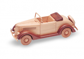 Woodworking Patterns 1936 Ford Model | Bear Woods Supply