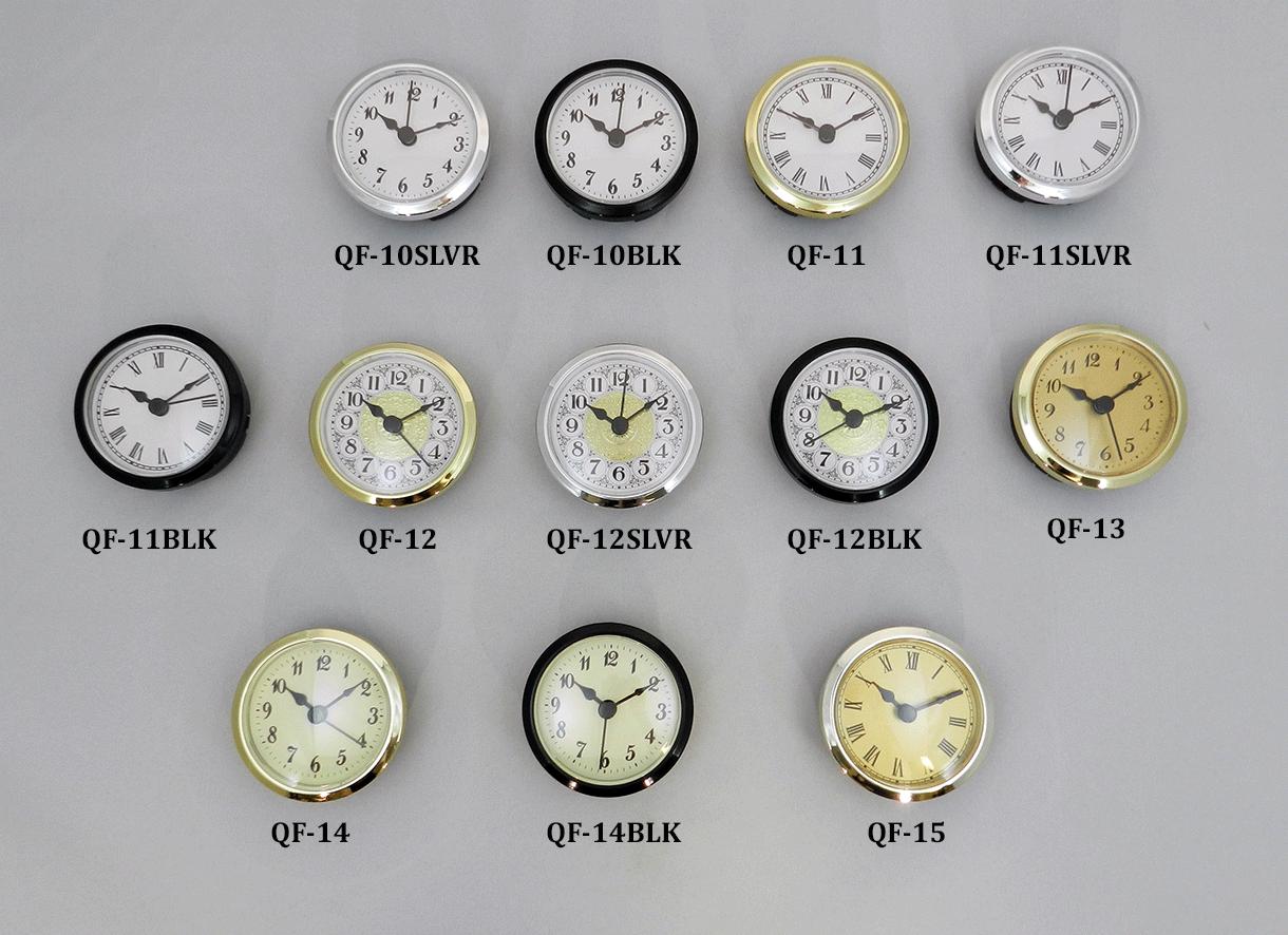 Clock inserts wholesale | Bear Woods Supply