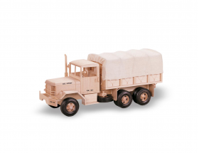 Woodworking Patterns Military Truck | Bear Woods Supply