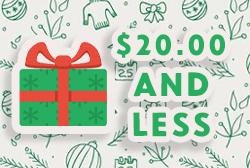 Bear Wood Gift Guide Under $20