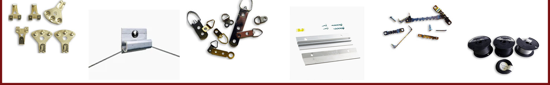 woodworking and picture framing hardware | Bear Woods Supply