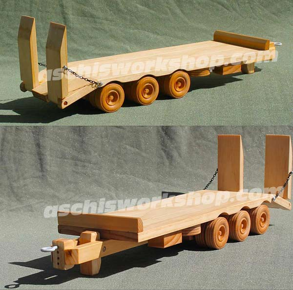 3-Axle TAG-Trailer