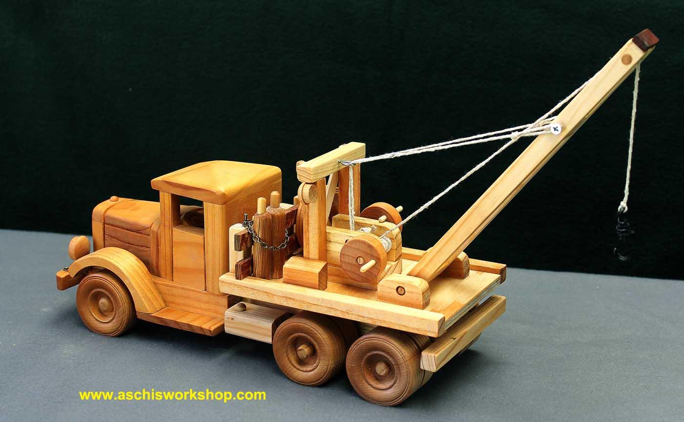 Tuff Truck Heavy Field Service Truck