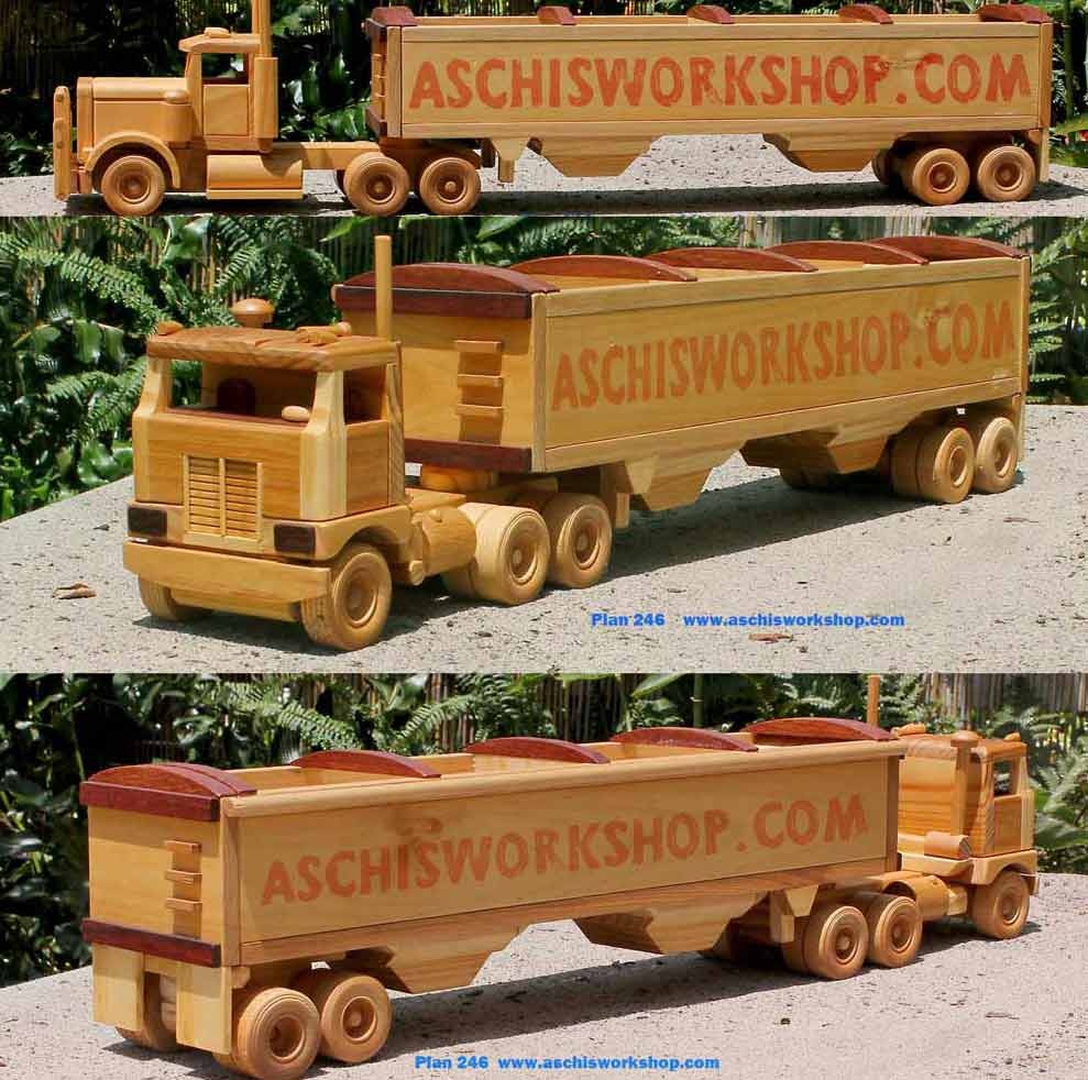 Tuff Truck 38ft Hopper Grain Trailer