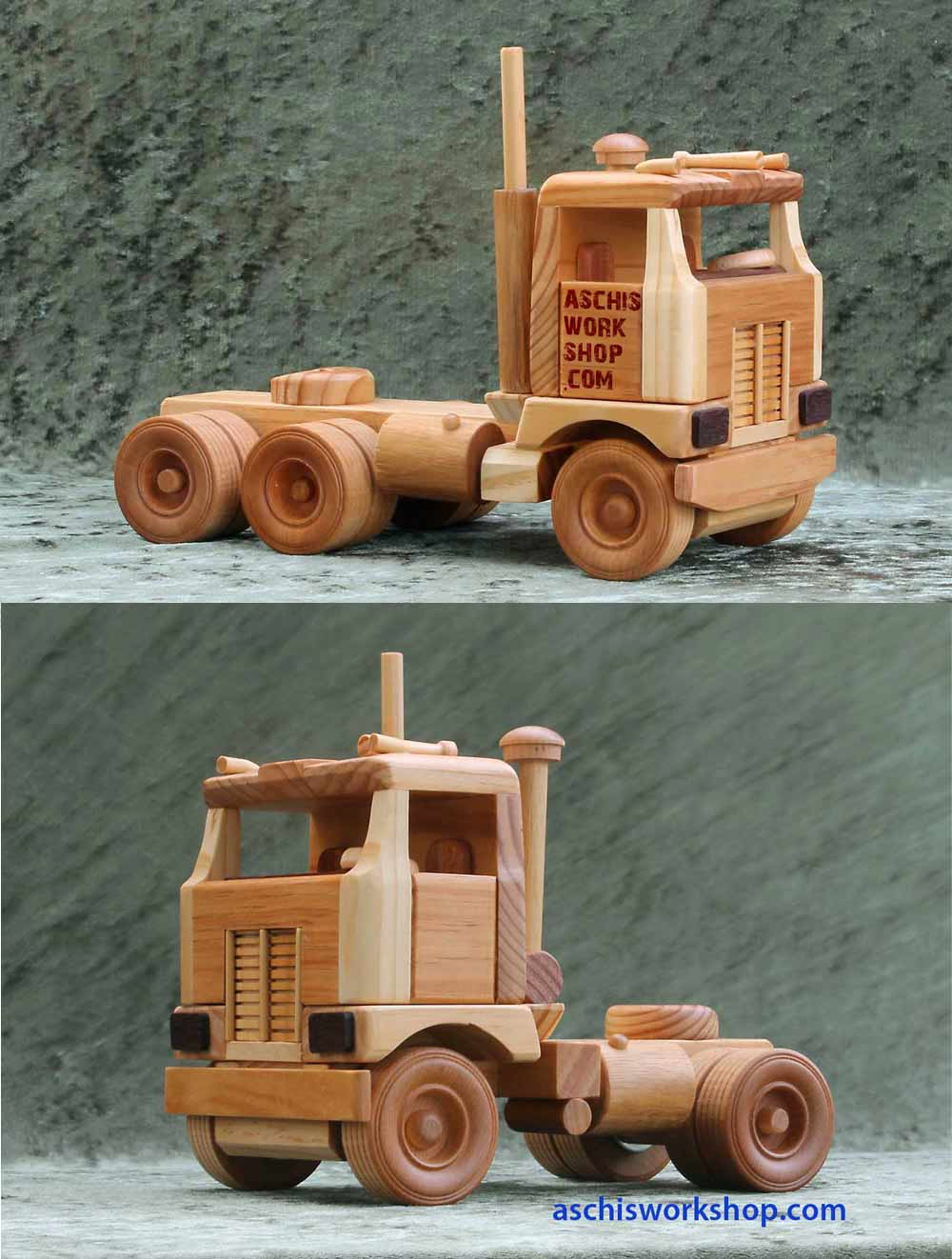 Tuff Truck Day Cab Road Tractor