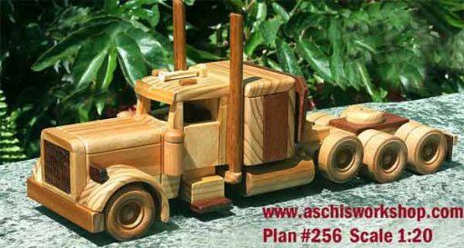 Tuff Truck Custom Truck with Lift-Axle