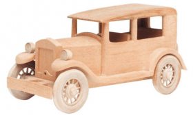 Woodworking Patterns The Town Sedan | Bear Woods Supply