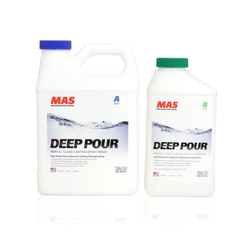 MAS Deep Pour Casting Epoxy Resin