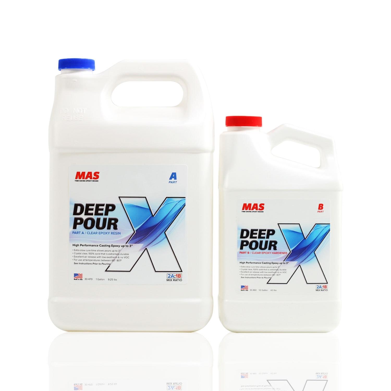 Deep Pour X Epoxy Resin