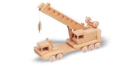 Woodworking Patterns Heavy Duty Crane | Bear Woods Supply