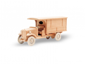 Woodworking Patterns Acme Moving Van | Bear Woods Supply
