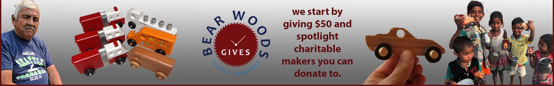 Bear Woods Giving Program