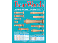Download Bear Woods Supply Catalog