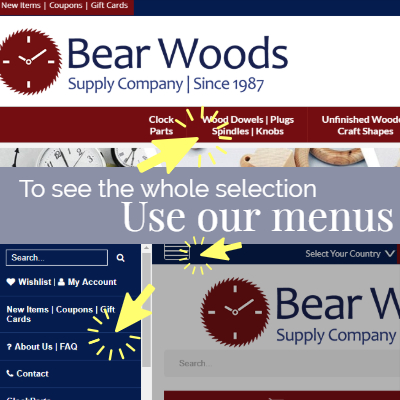 Bearwood.com Products