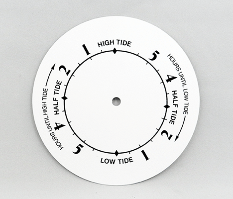 Tide Clock Dial (6)