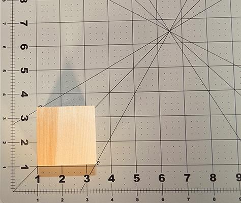 CU-200 Wood Cubes Size | Bear Woods Supply