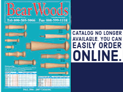 Bear Woods Catalog