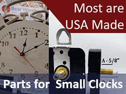 DIY Clock Repair Parts Quartz