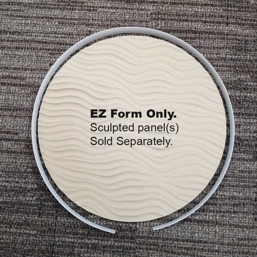 EZ Forms for Epoxy Pouring