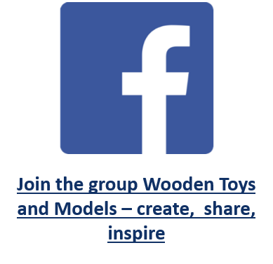 Facebook wooden toys and models group