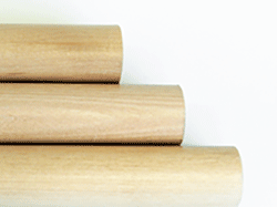 Buy maple dowel rods and maple dowels | Bear Woods Supply