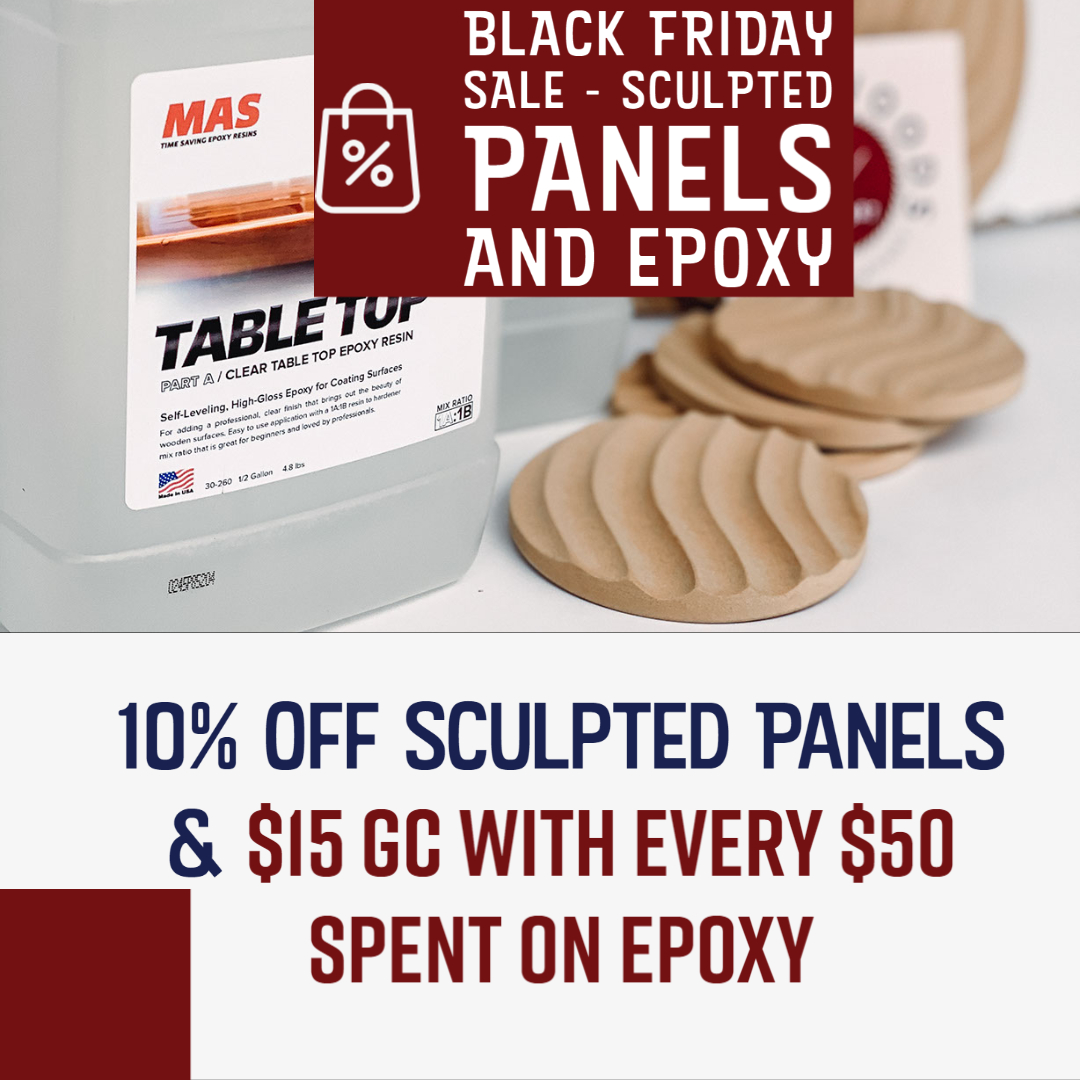 Sculpted Panels Sale