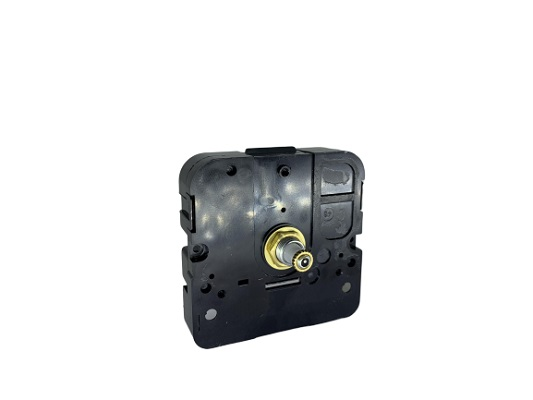 "Takane Quartz Battery Clock Movement Hand Set 1"" shaft fits 5//8"" Dial USA Made"