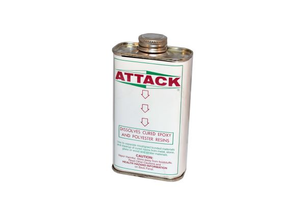 Attack Glue Dissolving Compound