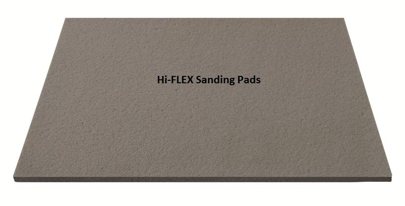 Sanding sponge, High Flex