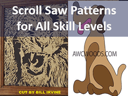 Scroll Saw Patterns for sale and for free