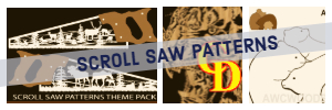 Buy scroll Saw Patterns