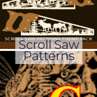 Shop for scroll saw patterns instant download