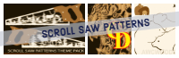 Buy scroll Saw Patterns