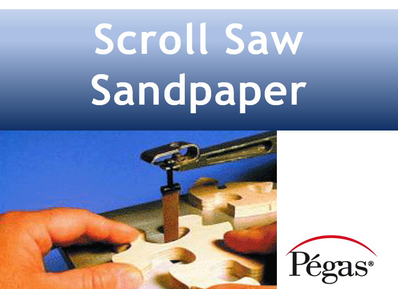 Scroll Saw Sand Paper Belts