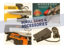 Scroll Saws and Accessories