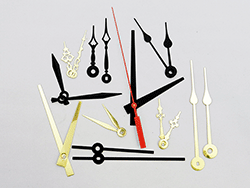 Get free clock hands for quartz clock movements | Bear Woods Supply