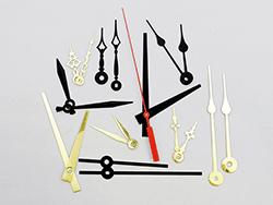 Get free clock hands for quartz clock movements | Bear Woods Supply