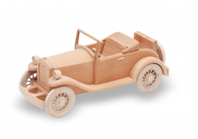 Woodworking Patterns 1929 Ford Roadster | Bear Woods Supply
