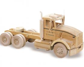 TJ-66 semi tractor