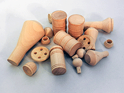 Wooden Toy Cargo Parts For Cars and Trucks | Bear Woods Supply