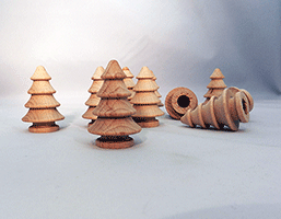 New wood craft shapes