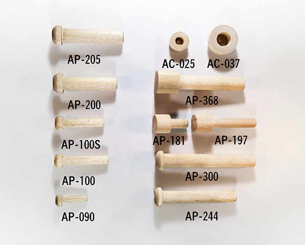 Buy wood toy axle pegs for wooden wheels