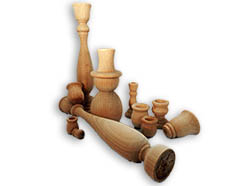 Wooden Cnadle Sticks, Candle Cups, Candle Holders