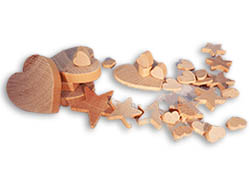 Wooden Hearts, Wooden Stars